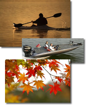 Three Season Resorts in Hayward WI